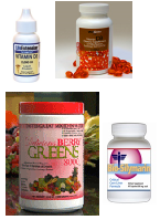Vitamin Super Foods & Supplements (Natural & Organic)